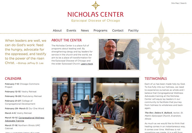 Nicholas Center